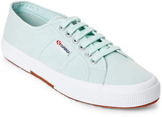 Superga Limeade 2750 Canvas Low-Top Sneakers