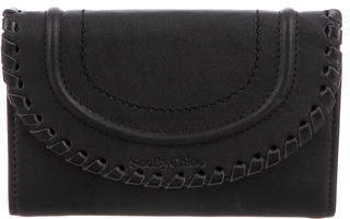 See By ChloeSee by Chloé Leather Tassel Wallet