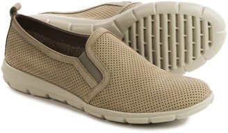 The Flexx Lights Slip-On Sneakers - Nubuck (For Women) $34.99 thestylecure.com