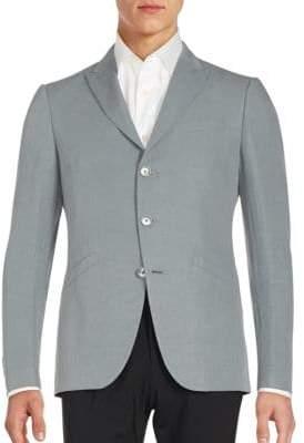 John Varvatos Austin Fit Linen & Silk Sportcoat