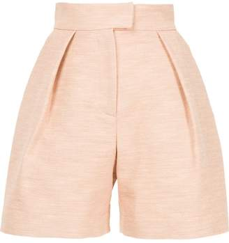 Martin Grant high-waisted tailored shorts