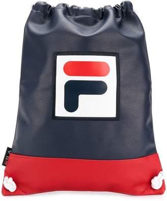 Fila logo backpack