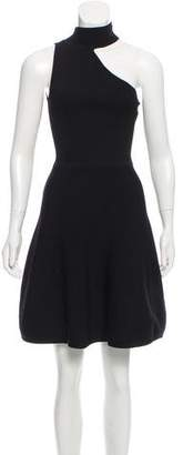 Cushnie et Ochs Knit Knee-Length Dress