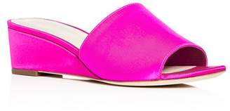 Loeffler Randall Women's Tilly Demi Wedge Slide Sandals