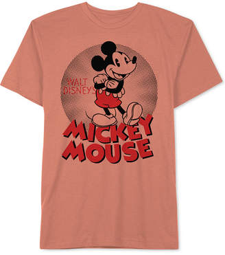 Hybrid Hybird Men's Mickey Mouse Graphic T-Shirt