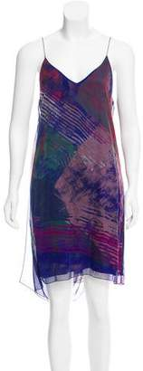Reed Krakoff Sleeveless Printed Dress
