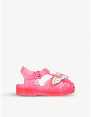 Mini Melissa Mini Rainbow Sprite jelly shoes 6 months - 5 years