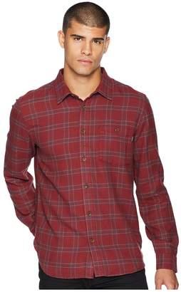 O'Neill Redmond Flannel Woven Top Men's Clothing