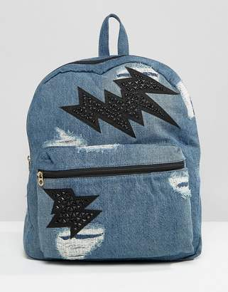 Juicy Couture Pacific Denim Backpack
