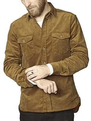 Suit Men's Jason Casual Shirt,(17.5 inches)