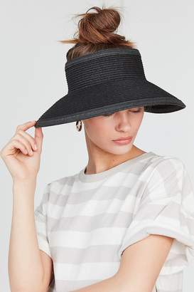 Urban Outfitters Straw Visor Hat