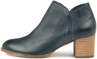 Django & Juliette Sharon Vintage floral Boots Womens Shoes Casual Ankle Boots