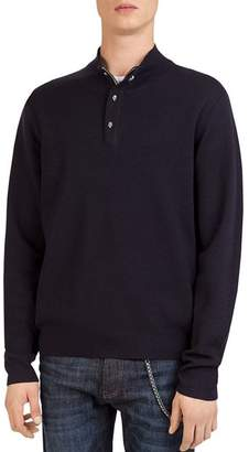 The Kooples Henley Sweater