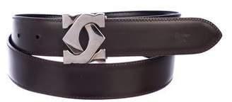 Cartier Leather Waist Belt