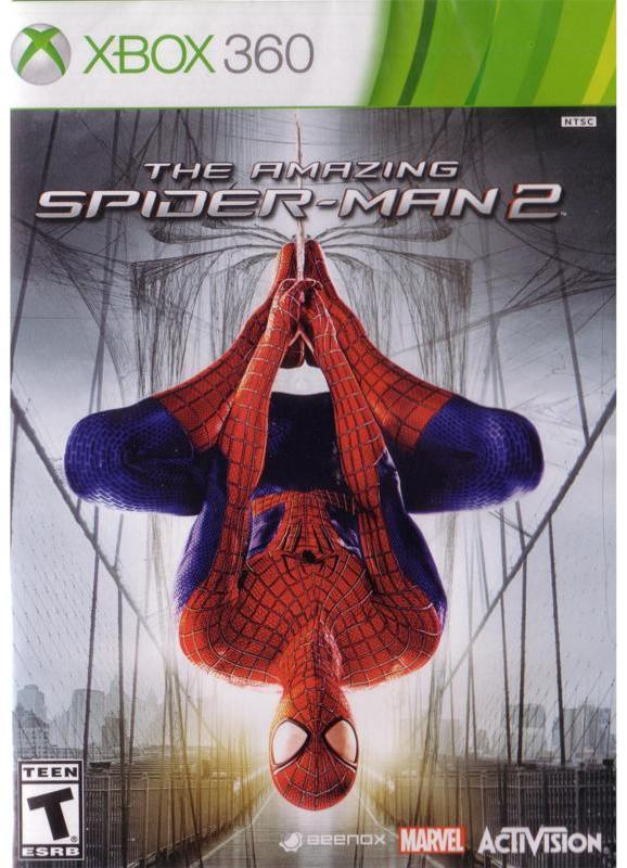 Microsoft Amazing Spiderman 2 - Xbox 360