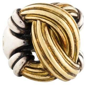 Lagos Caviar Derby Knot Ring