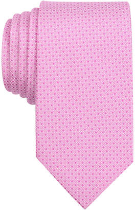 Perry Ellis Men's Khaly Mini Neat Tie