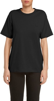 Women's Acne Studios Nash Face Tee $130 thestylecure.com