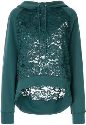 Puma Maison Yasuhiro lace lining sweater