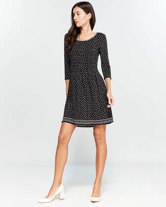 41372ae6fb9 Max Studio Black Flared Dresses - ShopStyle