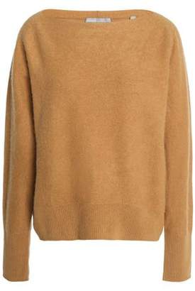 Vince Brushed-Cashmere Sweater