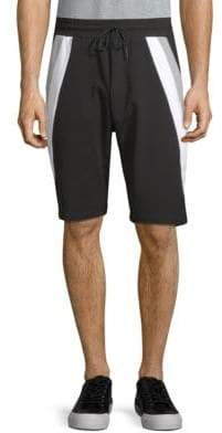 Antony Morato Striped Front Stretch Shorts