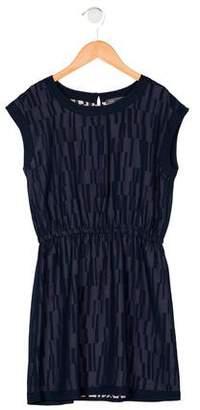 Vince Girls' Printed Dress