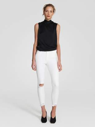 Nobody Cult Comfort Skinny Ankle Dazzled