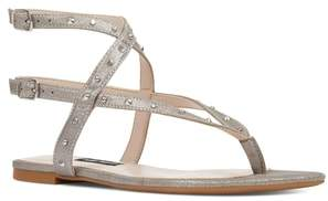 Nine West Simcha Studded Wraparound Sandal
