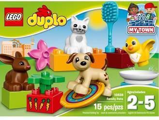 Lego Boys DUPLO Family Pets