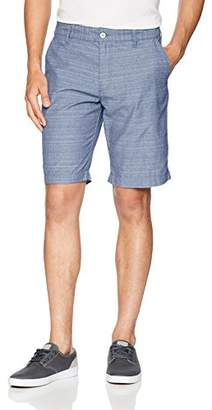 Retrofit Sportswear Men's Textured Casual Shorts