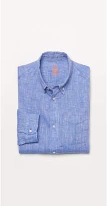 J.Mclaughlin Boys' Carnegie Linen Shirt