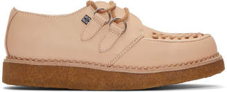 BEIGE Stay Made TUK Edition Round Toe Creepers