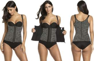 Shape Mi Waist Shaper 2 in 1 Vest with Adjustable Corset