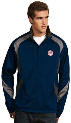 Antigua Men's New York Yankees Tempest Desert Dry Xtra-Lite Performance Jacket