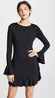 Susana Monaco Ruffle Dress