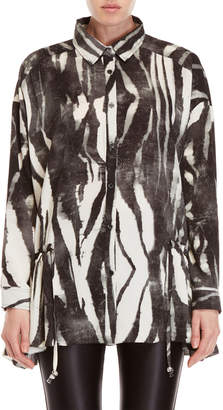 Religion Contour Printed Shirt