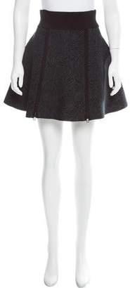 Opening Ceremony Knit Mini Skirt