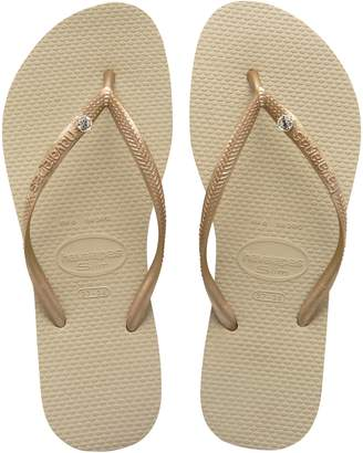 ce0735062d288a Havaianas  Slim Crystal Glamour  Flip Flop