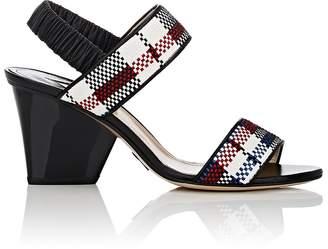 Paul Andrew Women's McCracken Raffia Sandals