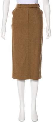 Celine Vintage Midi Skirt w/ Tags