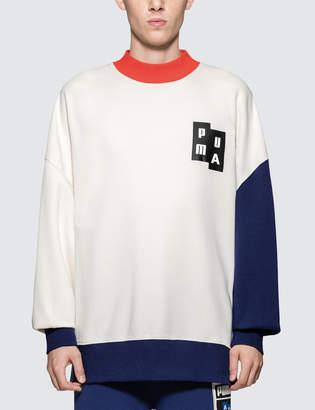 Puma Ader Error x Crewneck Sweatshirt