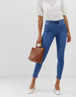 New Look Emilee Mid Blue Jegging