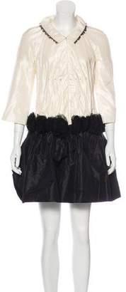 Chanel Silk Mini Dress w/ Tags