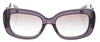 Prada Baroque Square Sunglasses