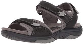 Rockport Women's Franklin Three Strap Sport Sandal