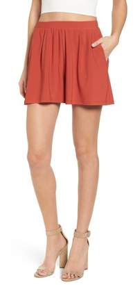 Leith Pleat Front Shorts