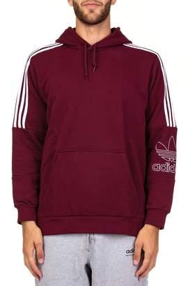 adidas Outline Cotton Sweatshirt