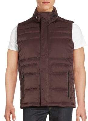 Calvin Klein Sleeveless Puffer Vest