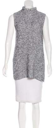 Alexander Wang Sleeveless Turtleneck Sweater